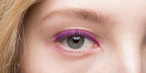 make-up at Salvatore Ferragamo
