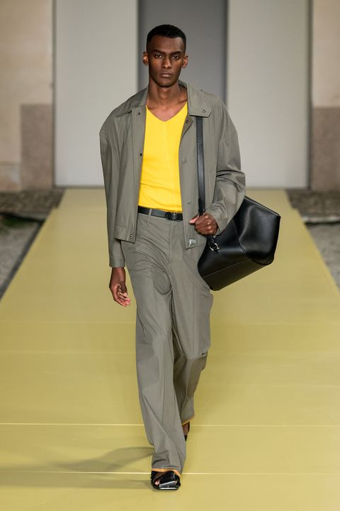 Sleeve, Trousers, Shirt, Jacket, Outerwear, Bag, Style, Pocket, Fashion, Luggage and bags,