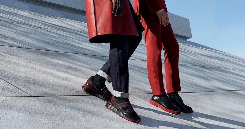 MH Obsession: Salvatore Ferragamo Launches its Hybrid Footwear Line