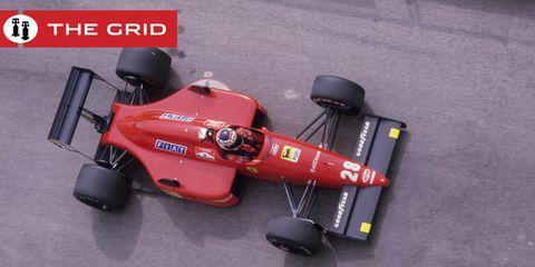 Land vehicle, Vehicle, Formula one, Race car, Formula libre, Open-wheel car, Formula one car, Formula racing, Car, Sports car,