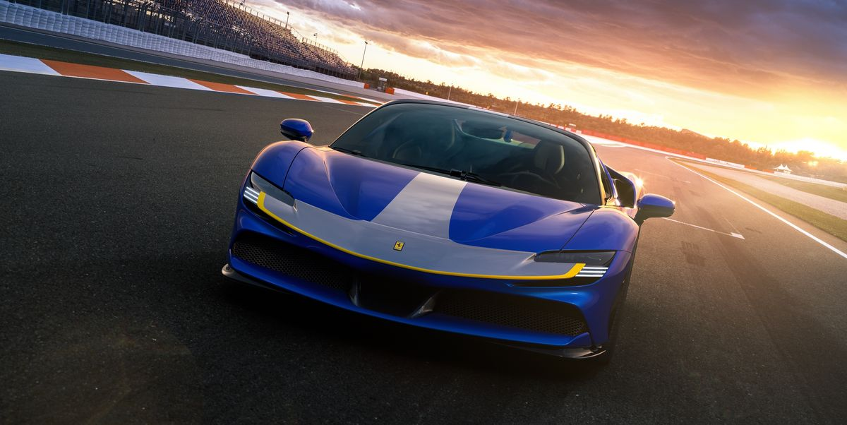 New reveals from Ferrari, Porsche, and BMW