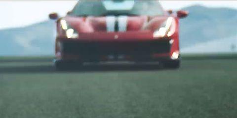 Land vehicle, Vehicle, Car, Sports car, Supercar, Race car, Coupé, Ferrari f50, Luxury vehicle, Performance car,