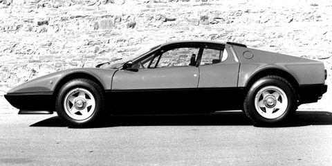 1973 Ferrari Berlinetta Boxer