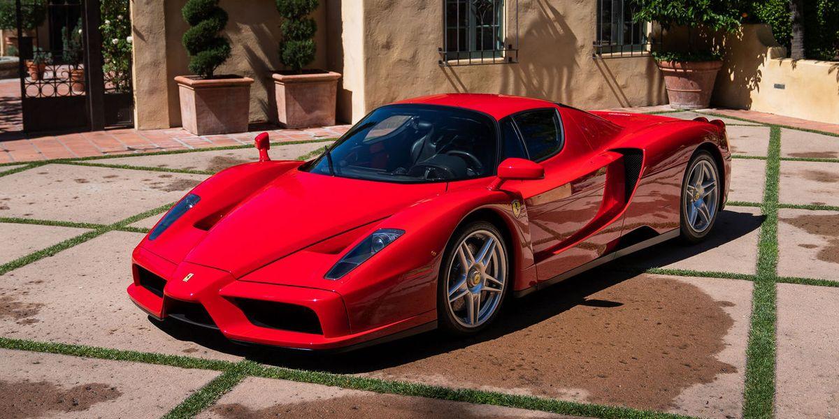 Récord Este Ferrari Enzo Es El Coche Más Caro Vendido En Una Subasta Online