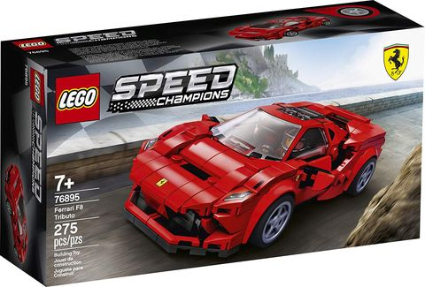 Ferrari F8 Tributo Lego Speed Champions