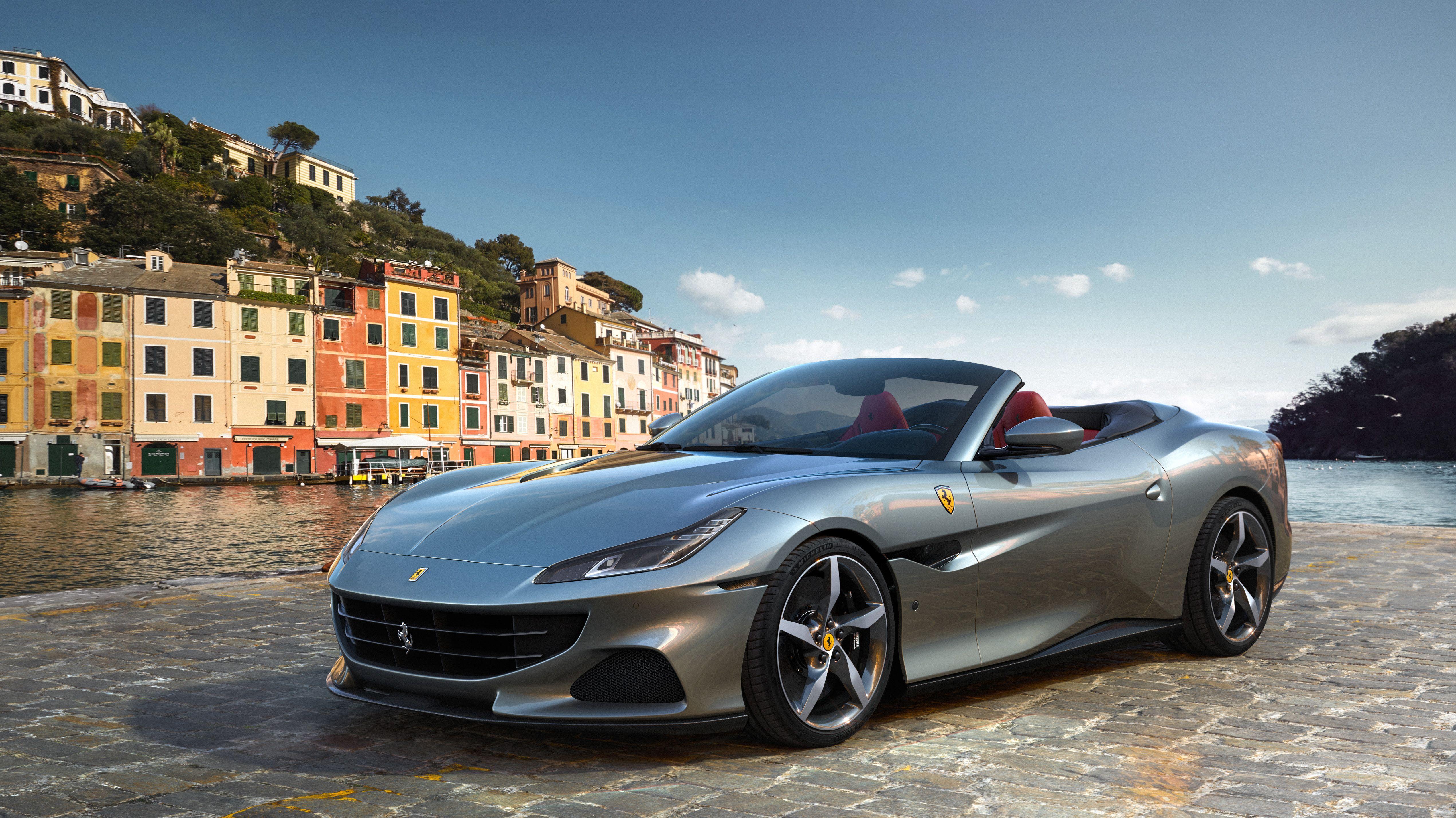 Ferrari Portofino M Is A 612 Hp Update To Ferrari S Starter Gt