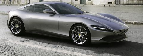 View Photos of Ferrari Roma
