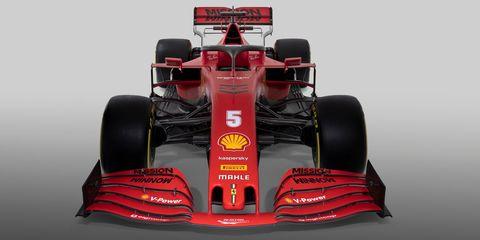 F1 FerrariSF1000 2020