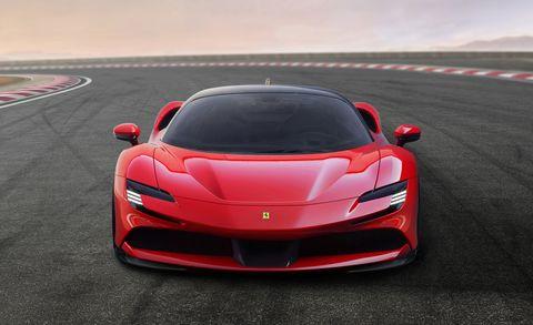 986 Hp Ferrari Sf90 Stradale New Plug In Hybrid Hypercar