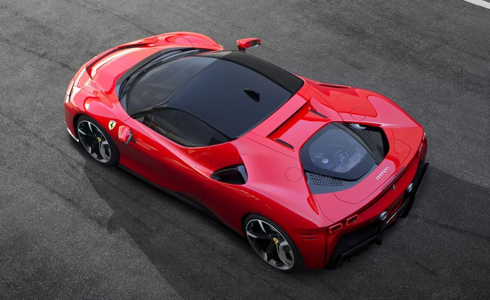 Ferrari Is Going Electric