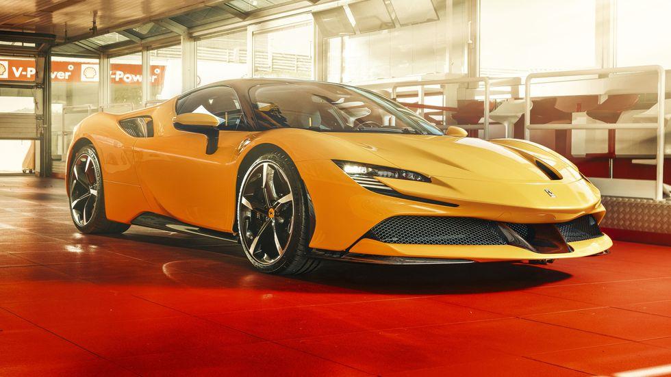 La hoja de ruta de Ferrari: Novedades y llegada de su primer eléctrico