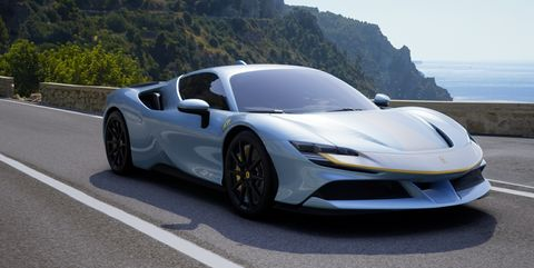 How We D Spec It The 2020 Ferrari Sf90 Stradale We Can T