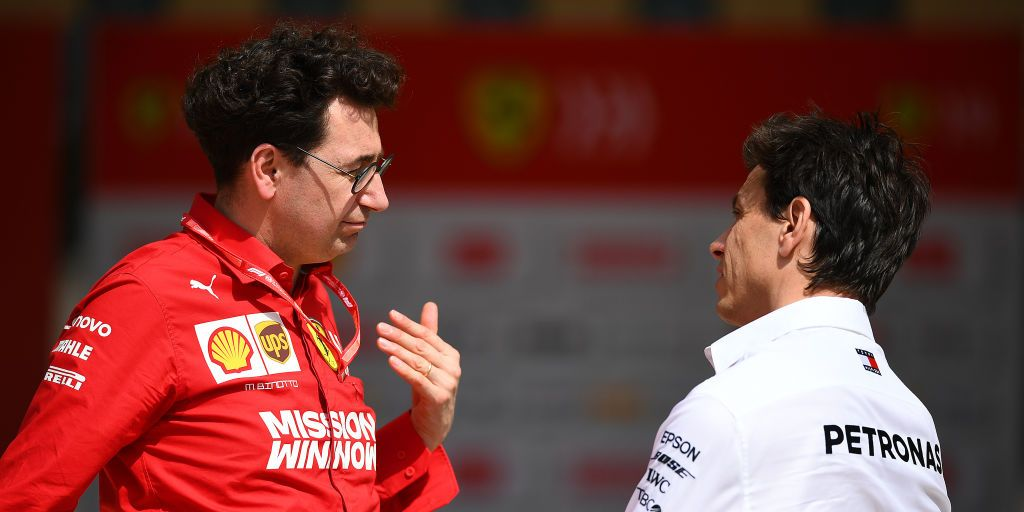 'Nothing Personal' as Ferrari Blocked Mercedes' Toto Wolff from Becoming F1 Boss