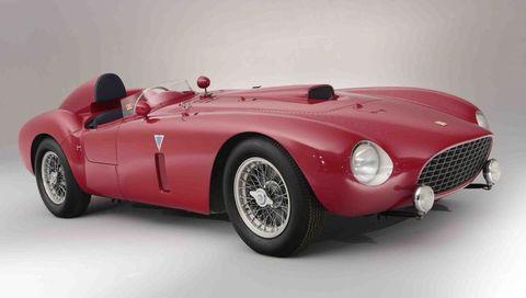 1954 ferrari 375 plus spider