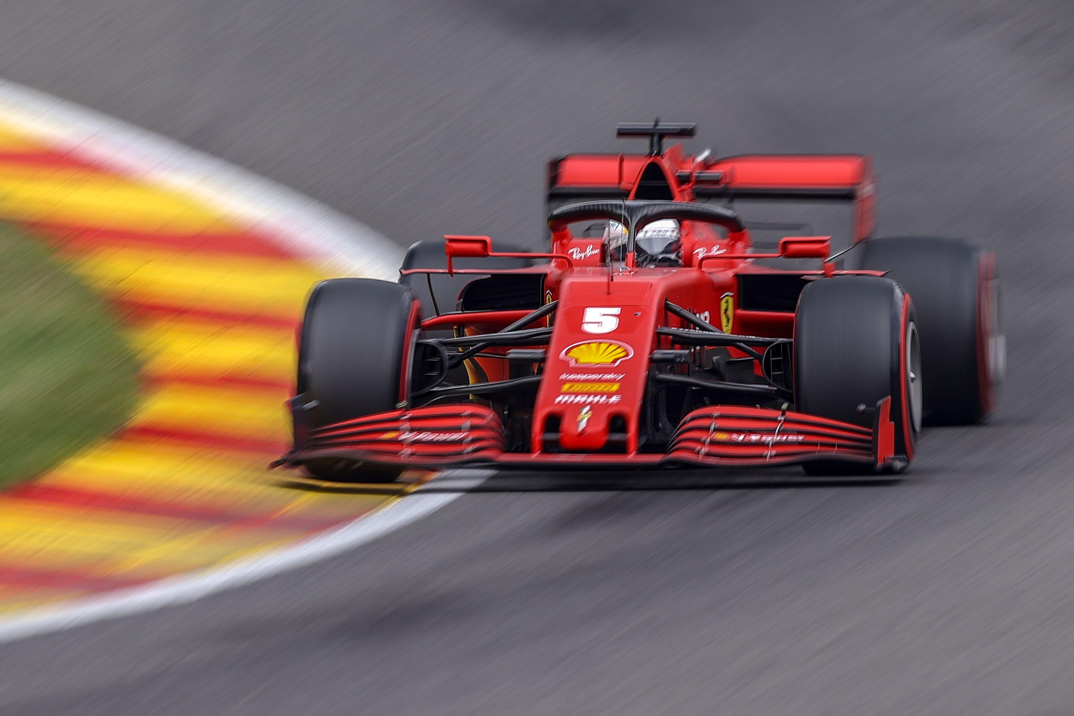 Sebastian Vettel Says Ferrari S F1 Engine Woes In 2020 Are Fundamental