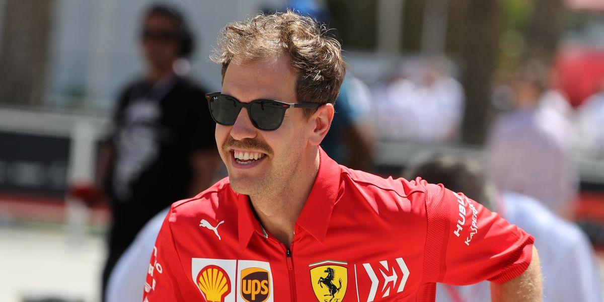 Aston Martin F1 Emerges as Wild Card Entry in Sebastian Vettel Sweepstakes