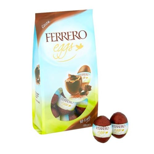 How did we not know about these Ferrero Rocher mini eggs before?