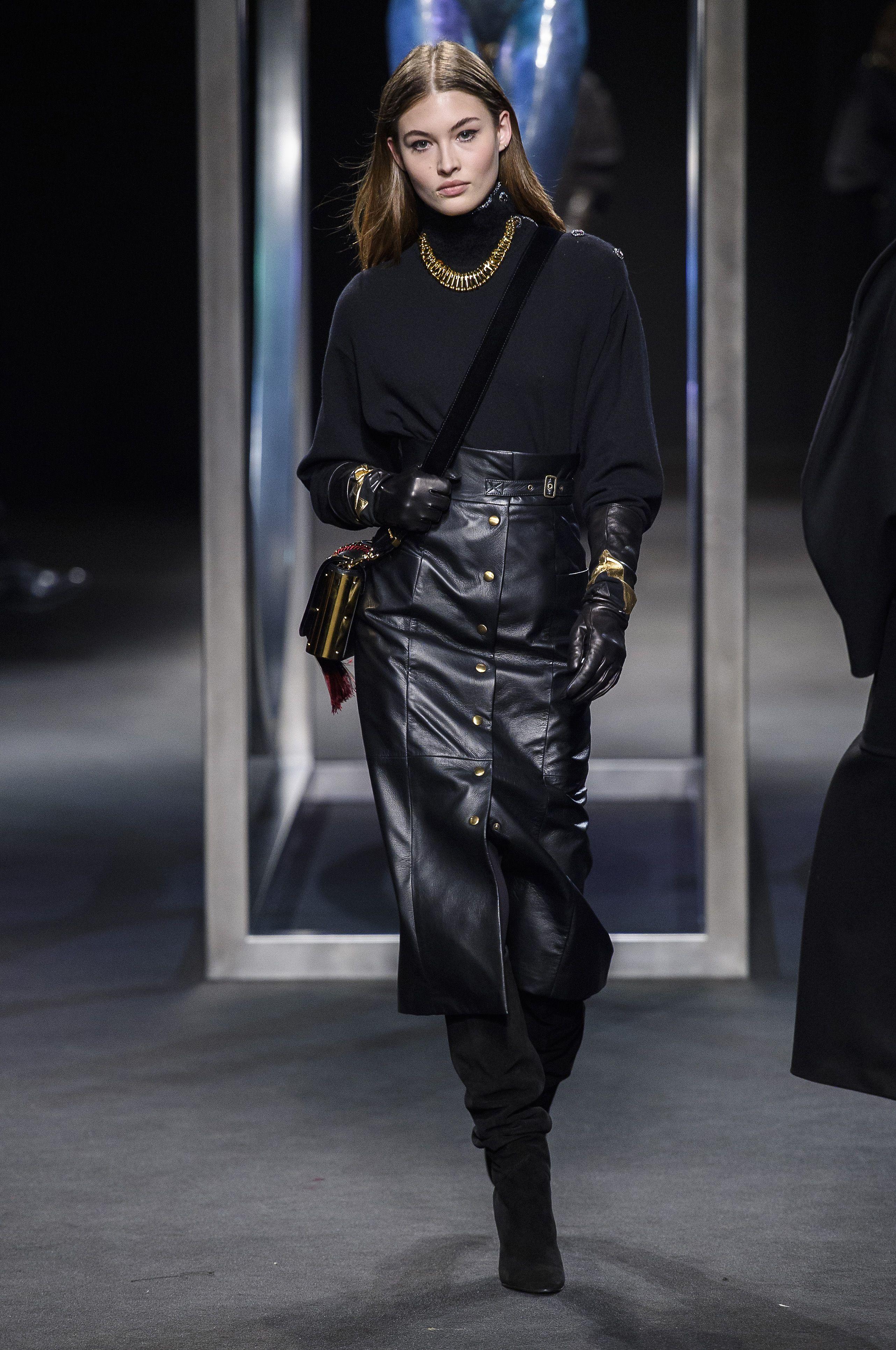 moda gonne inverno 2018 modelli di tendenza
