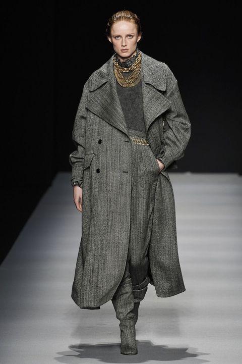cappotti grigi