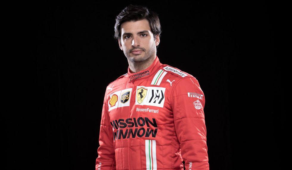 """Carlos Sainz: """"Dentro de cinco años quiero ser campeón del mundo"""""""