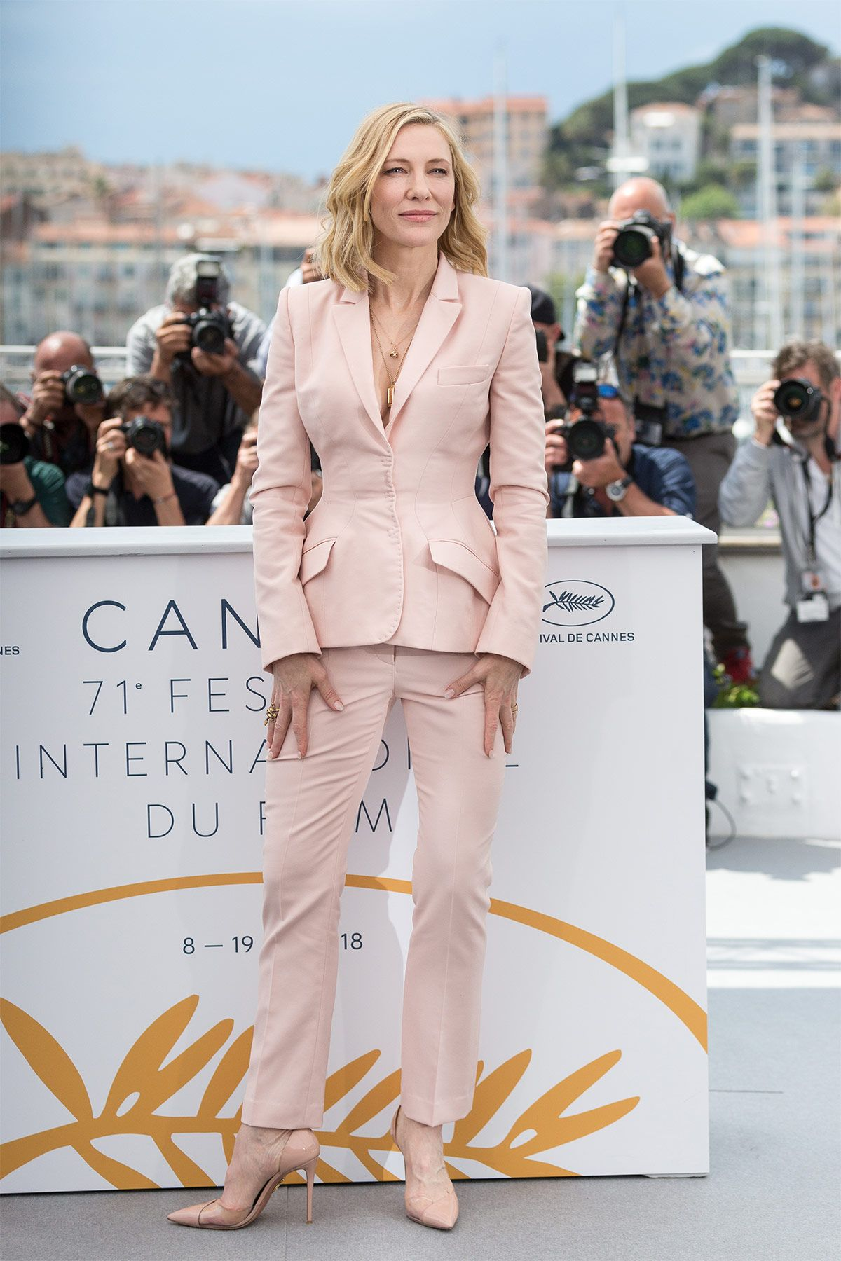 Festival Cannes, Festival Cannes 2018, jurado Festival Cannes, Cate Blanchett