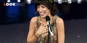 Festival di Sanremo 2019 Giorgia look