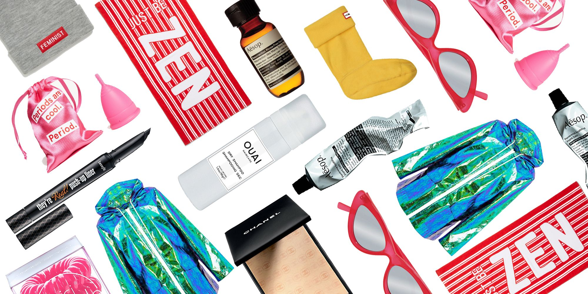 50 Festival Essentials To Keep You Dry, Warm And Zen This Year
