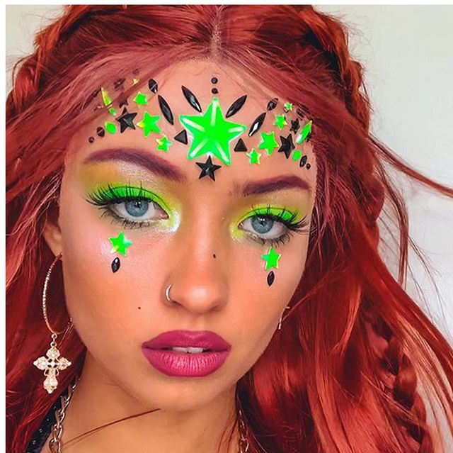 Festival Makeup 8 Looks You Ll Want To Try This Summer