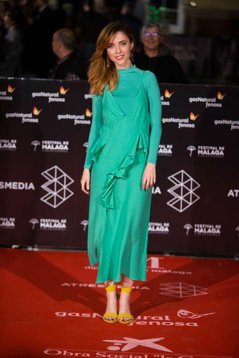 Alfombra Roja del Festival de Cine de Málaga 2018, jornada 4