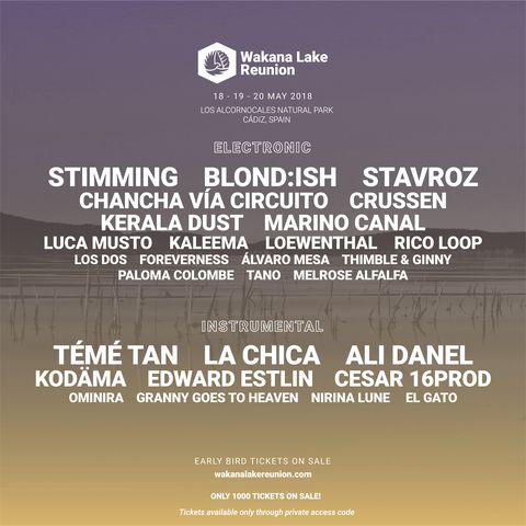 festivales 2018