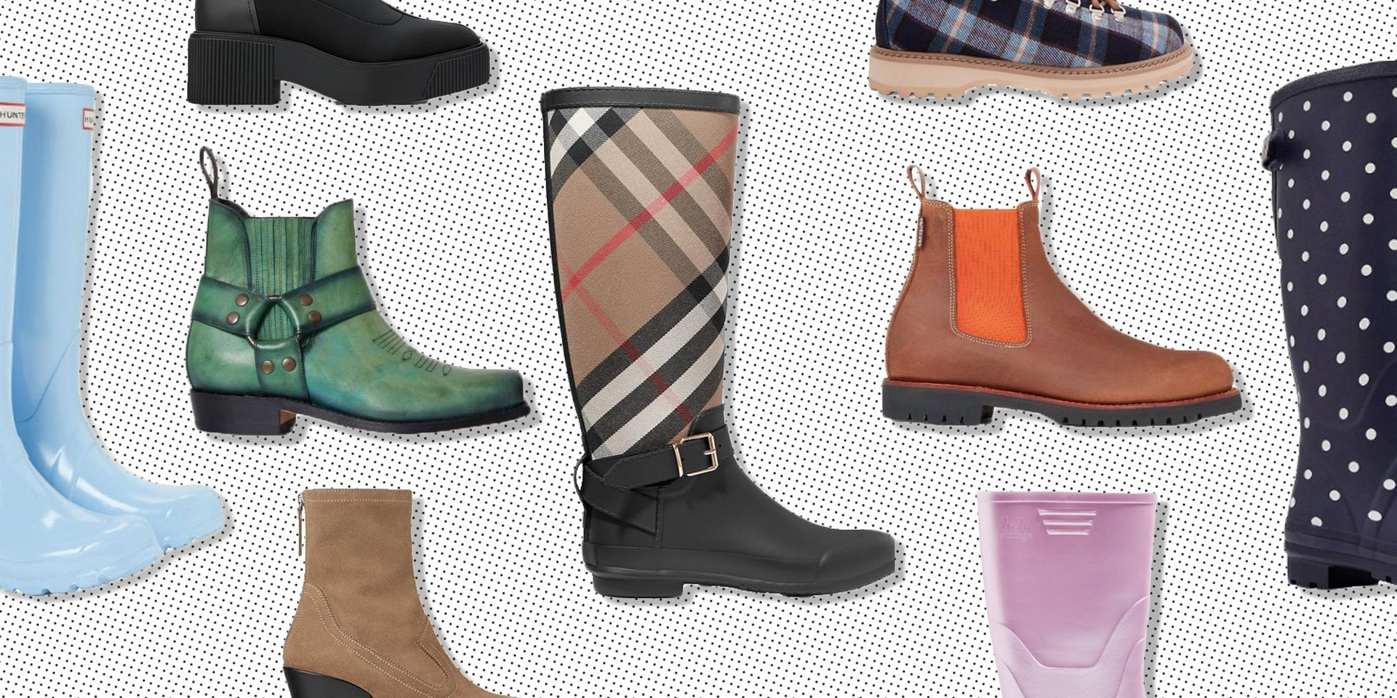 festival friendly boots