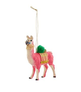 Llama Christmas Decorations.Matalan S Christmas Decorations Will Add A Touch Of Sparkle