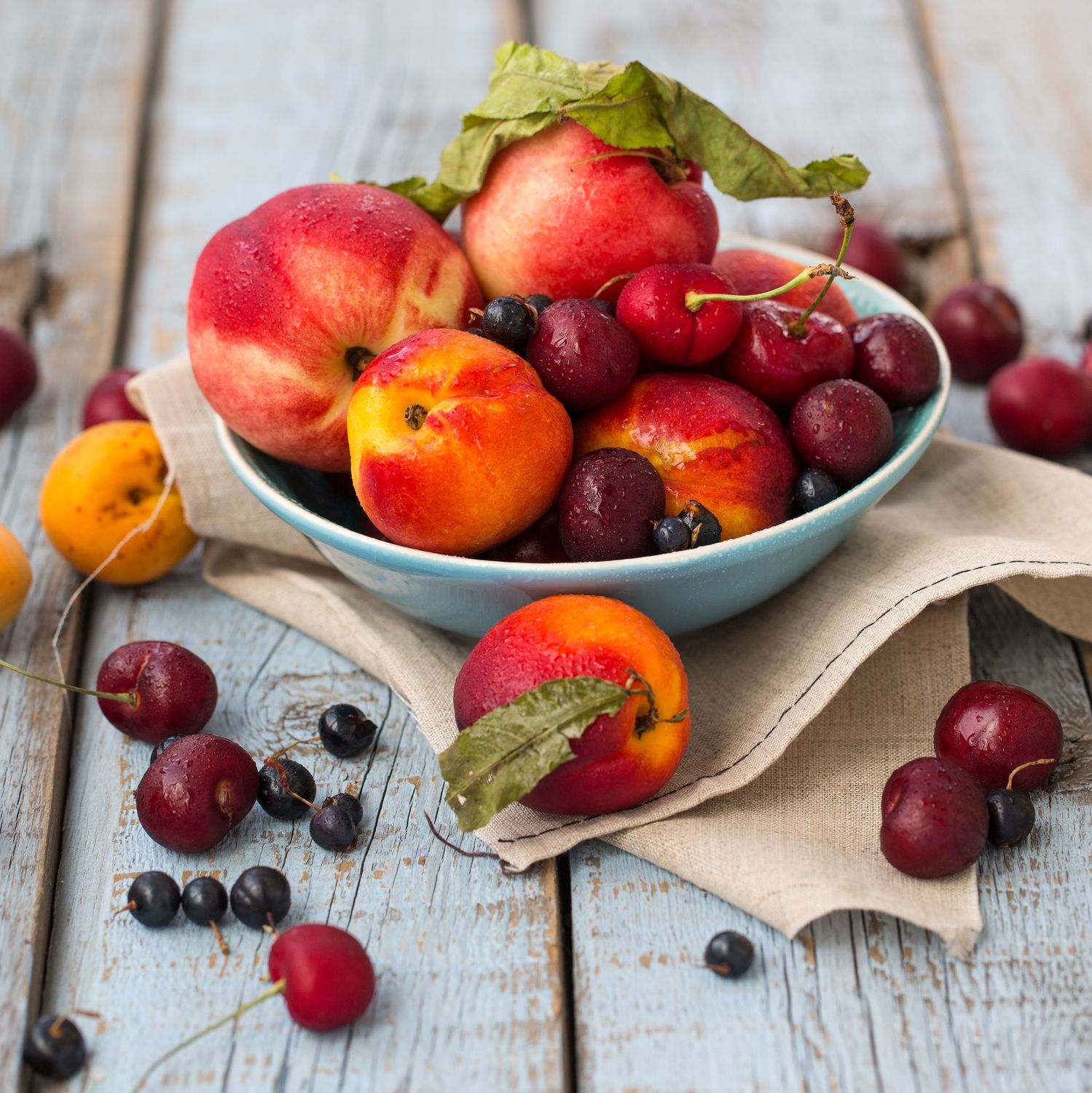 5 Amazing Health Benefits of Stone Fruits, According to Dietitians