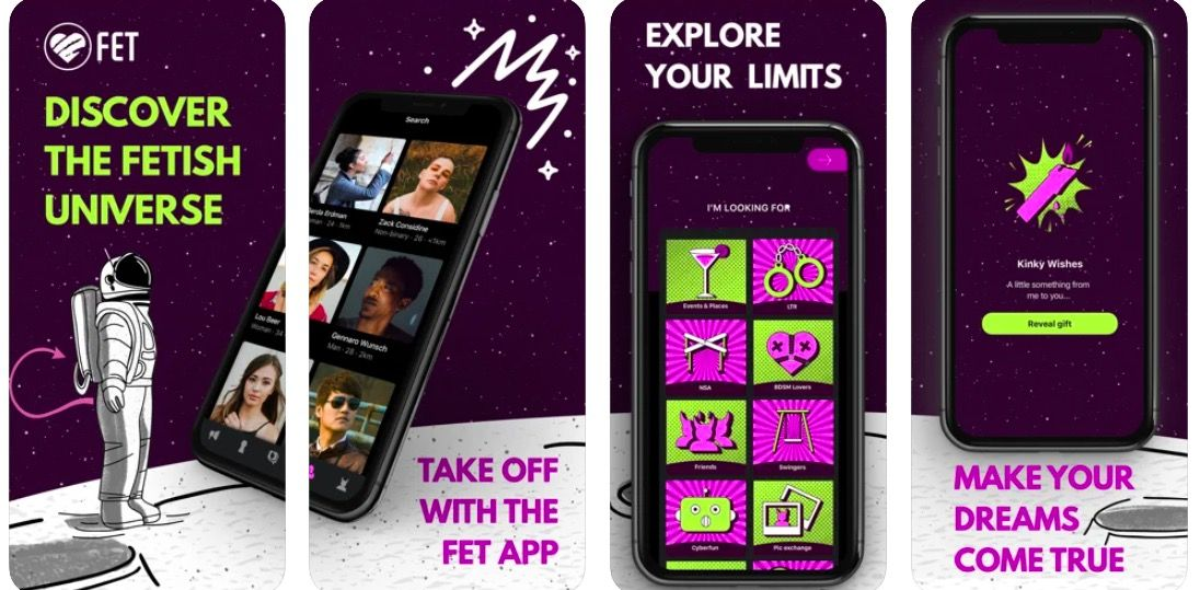 Popcorn - Dating, Chat & mehr în App Store