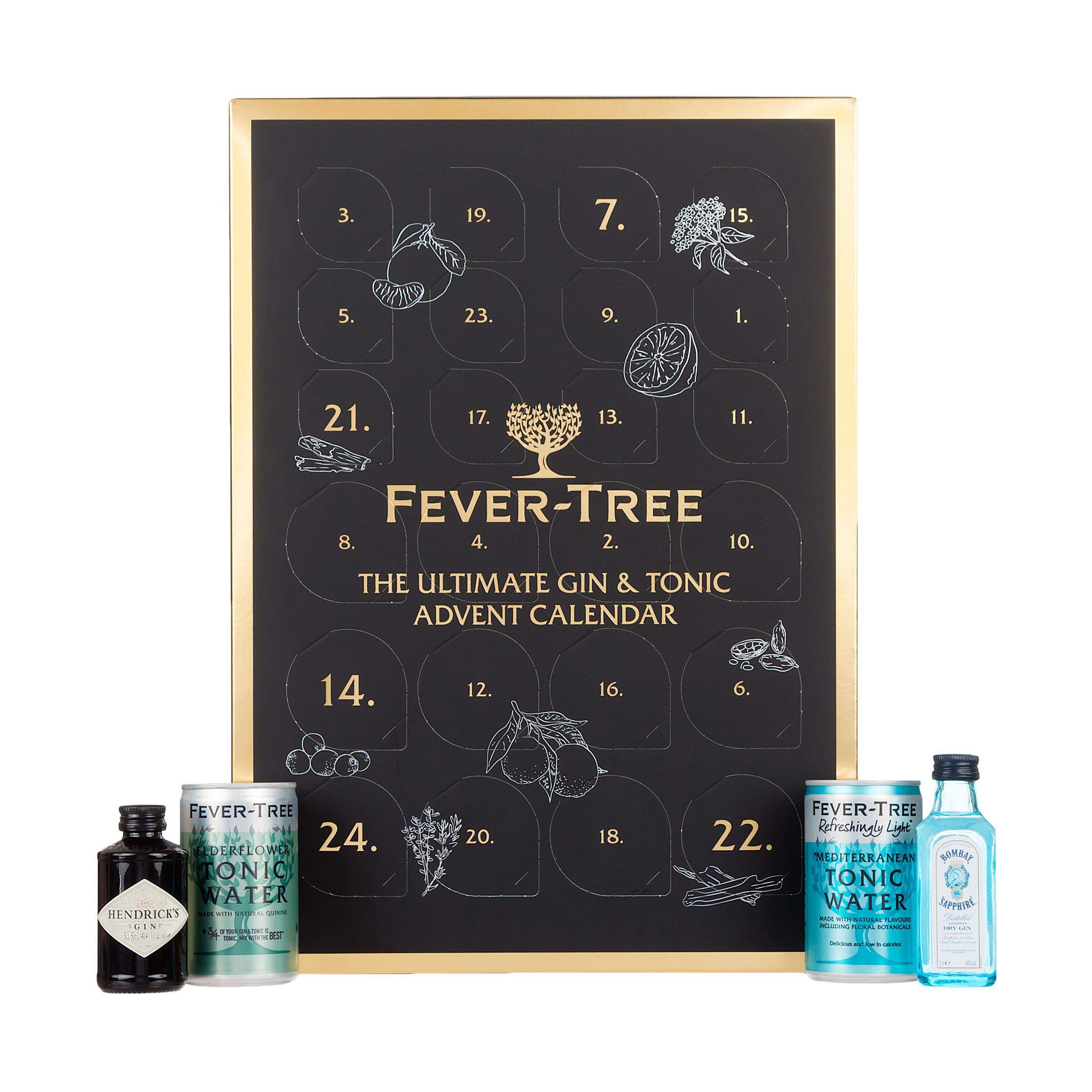 Fever Tree advent calendar, £60