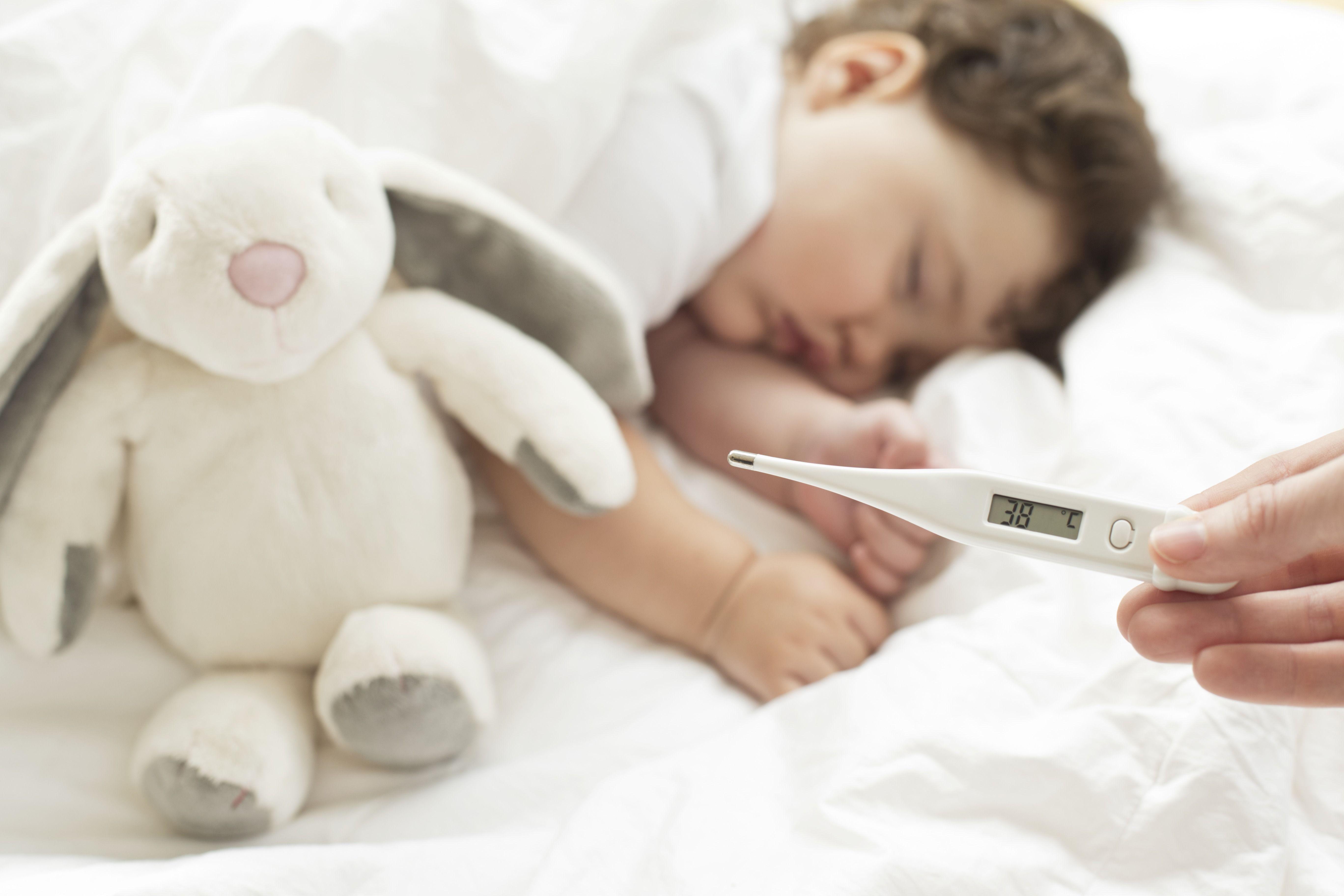 36 3 grados es fiebre en bebes