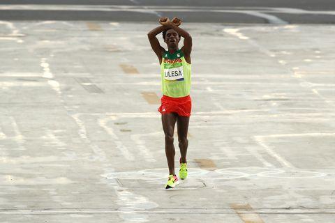 Athletics Marathon - Olympics: Day 16