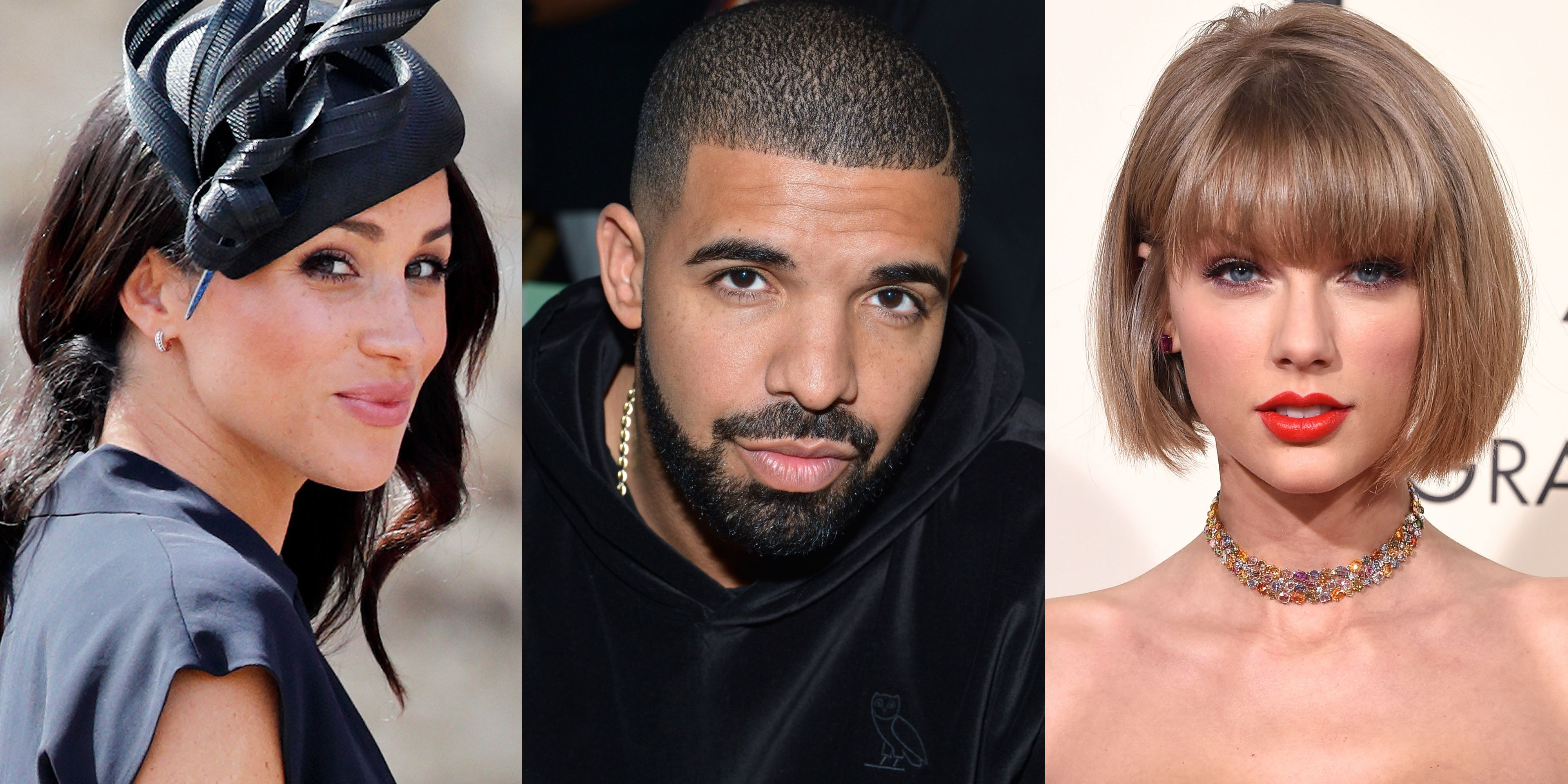 Meghan Markle, Taylor Swift, And Other Celebrities You Never Knew Promoted Fast Food