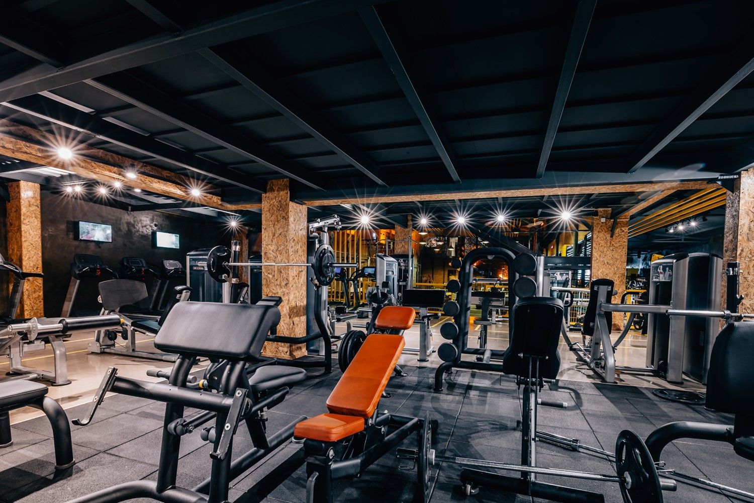 Firmdale hotels the soho hotel the gym