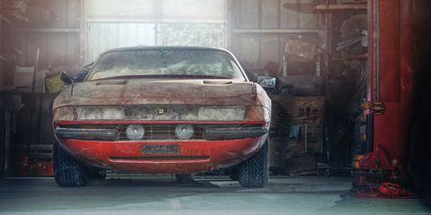 Land vehicle, Vehicle, Car, Coupé, Automotive exterior, Sedan, Sports car, Classic car, Compact car, Ferrari mondial,
