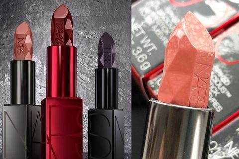 NARS,聖誕彩妝,唇釉,唇彩,鉚釘,彩妝,beauty