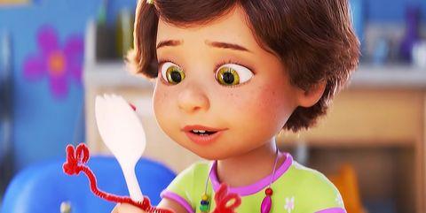 forky juguete toy story 4