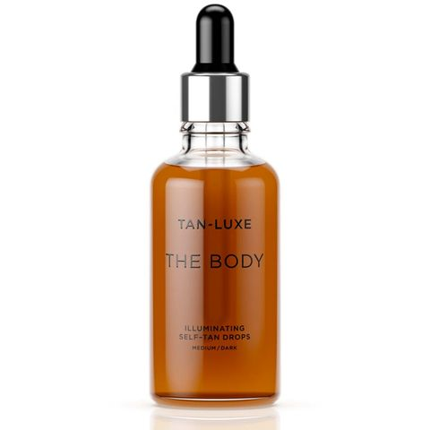 tan luxe