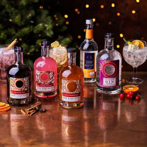 Asda launches new festive gin range