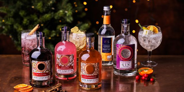 Asda has launched a mince pie flavoured gin and we're intrigued