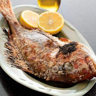 塩焼き 金目 鯛 自宅で「金目鯛」を上手に煮付けるコツ【プロ直伝の技とコツ】