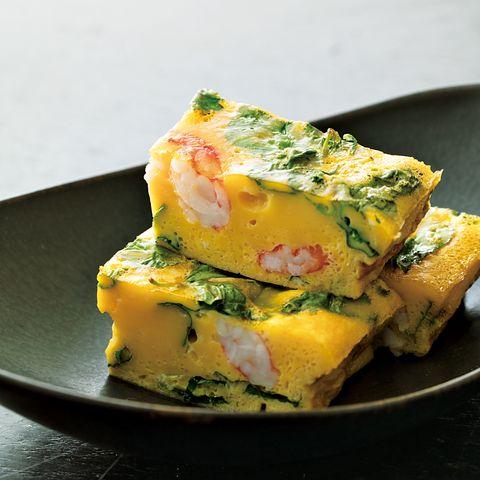 有元葉子さんの卵焼き