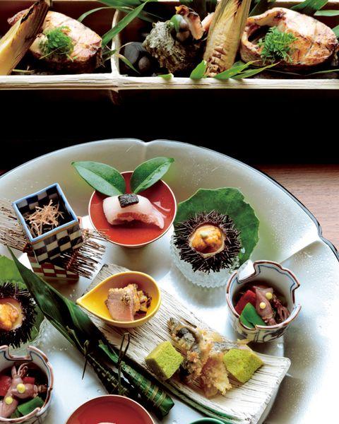 atami せかいえ 新鮮な魚介を中心とした食事