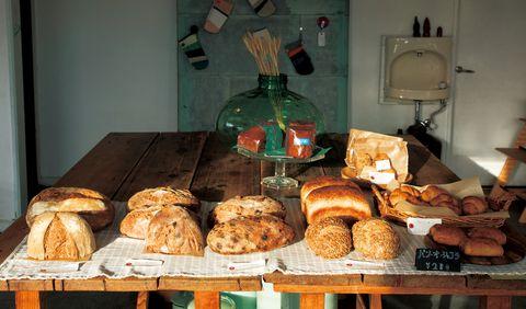 ソーケシュ製パン