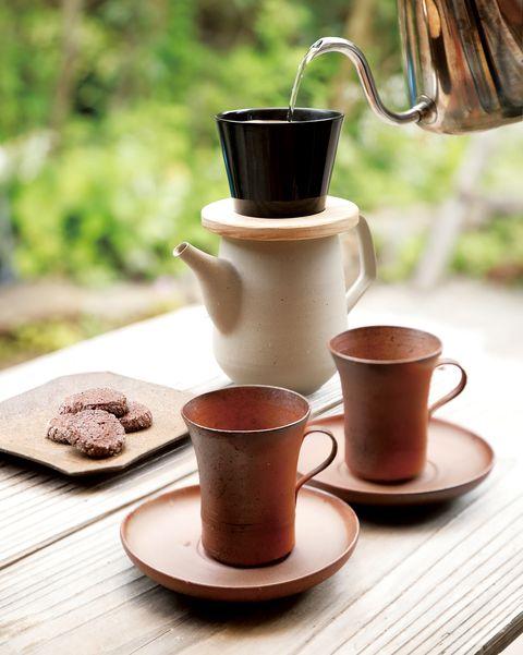 コーヒータイムに